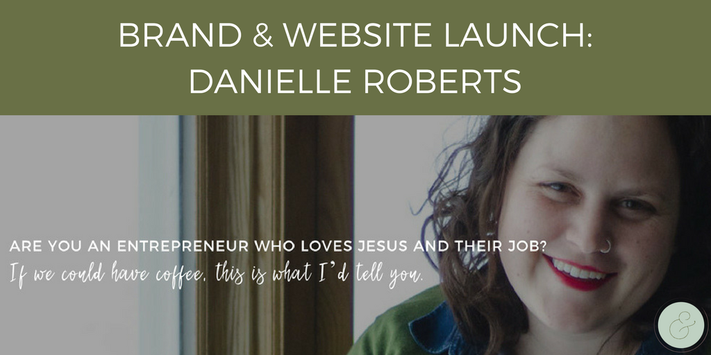 Danielle Roberts: Wife, Mom, Entrepreneur, Author