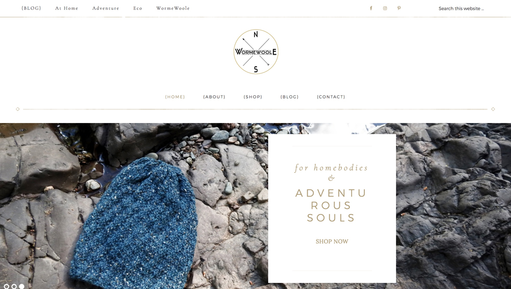 Website launch: Wormewoole - Verity & Co.