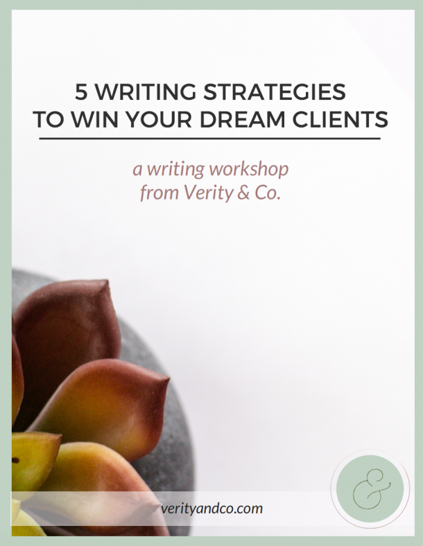 Five Copywriting Strategies for Better Website Words